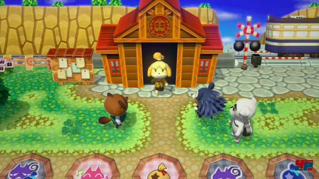 Screenshot - Animal Crossing: amiibo Festival (Wii_U) 92507438