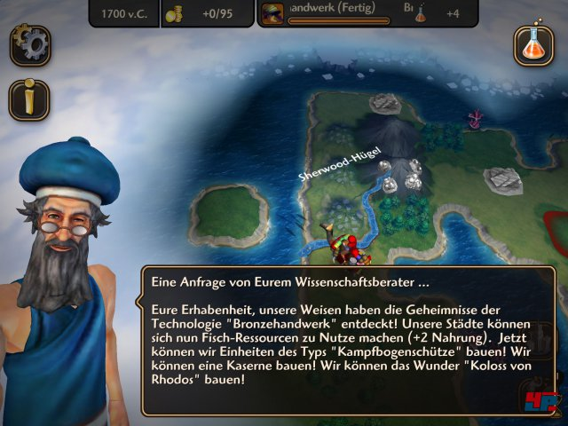 Screenshot - Civilization Revolution 2 (iPad) 92486663