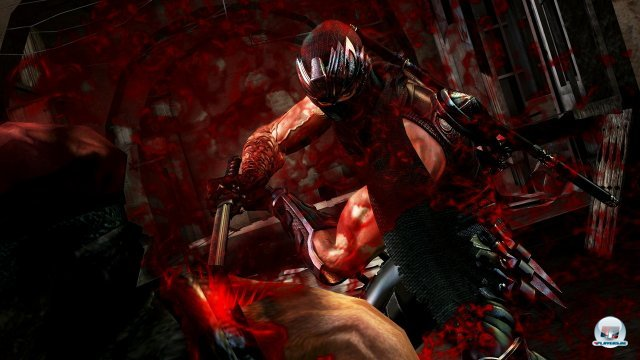 Screenshot - Ninja Gaiden 3 (PlayStation3) 2290027