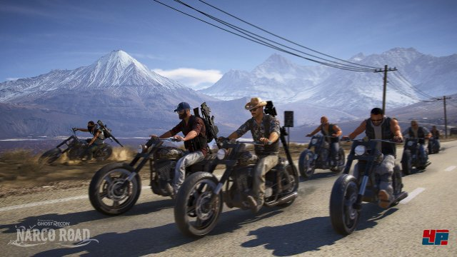 Screenshot - Ghost Recon Wildlands: Narco Road (PC)
