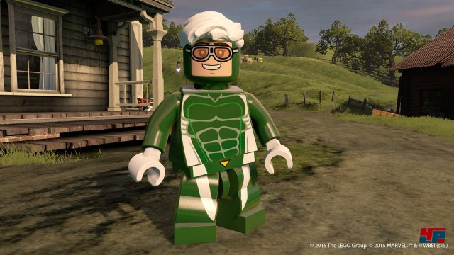 Screenshot - LEGO Marvel Avengers  (PC)