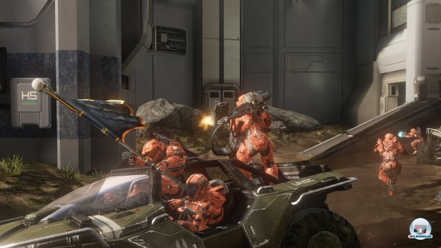 Screenshot - Halo 4 (360)