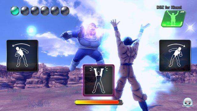 Screenshot - DragonBall Z f�r Kinect (360) 2362882