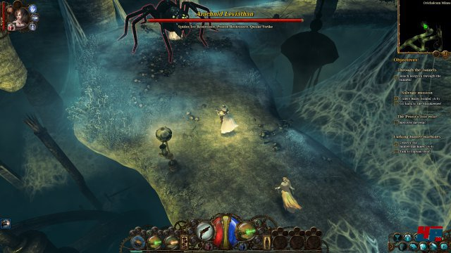 Screenshot - The Incredible Adventures of Van Helsing: Final Cut (PC) 92516023