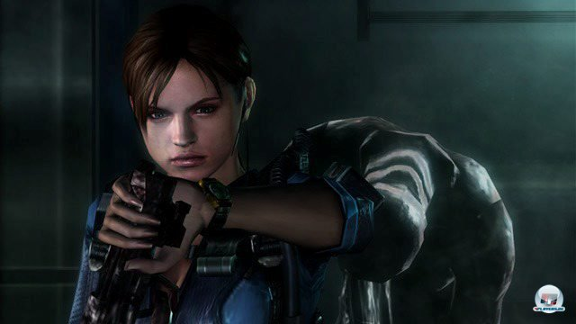 Screenshot - Resident Evil: Revelations (3DS) 2262522