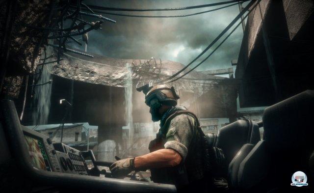 Die Geschichte stammt aus der Feder von zwei Tier 1-Spezialisten. Zwölf internationale Spezialeinheiten kämpfen im Multiplayer-Modus; darunter auch das deutsche KSK.