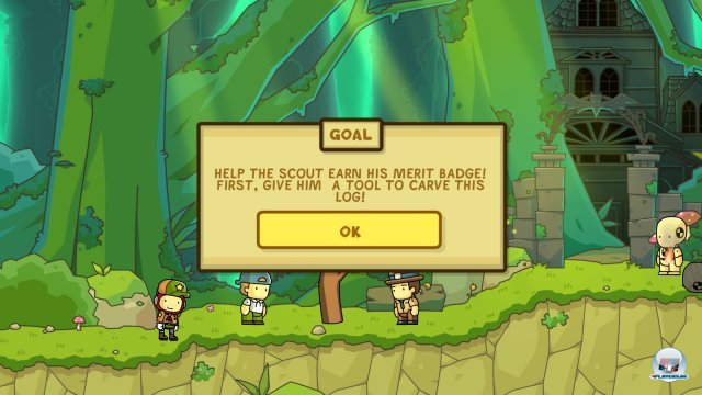 Screenshot - Scribblenauts Unlimited (Wii_U) 2362962