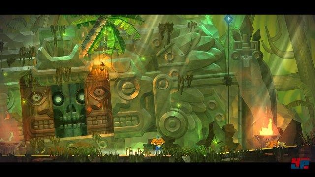 Screenshot - Guacamelee! 2 (PS4)