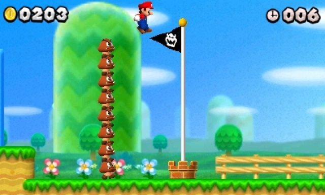 Screenshot - New Super Mario Bros. 2 (3DS) 2373427