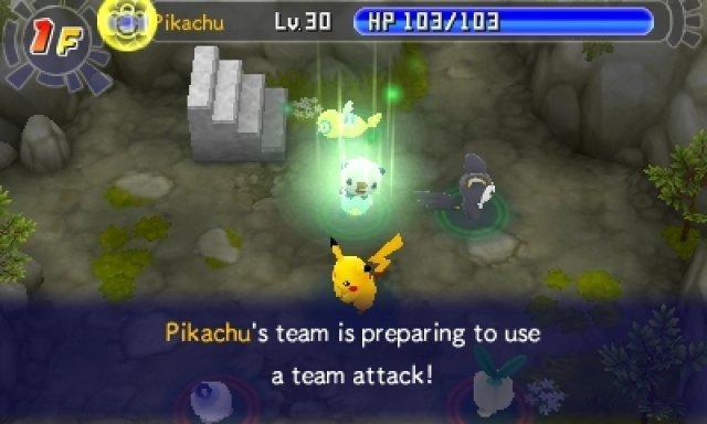 Screenshot - Pokémon Mystery Dungeon: Portale in die Unendlichkeit (3DS) 92457664