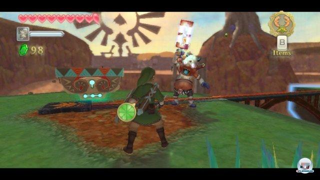 Screenshot - The Legend of Zelda: Skyward Sword (Wii) 2284207