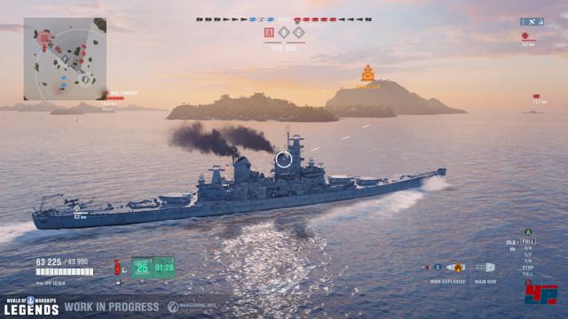 Screenshot - World of Warships (PS4) 92572413