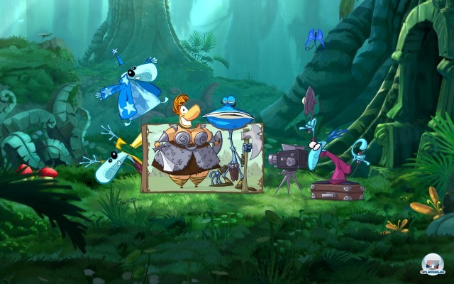 Screenshot - Rayman Origins (360) 2228198