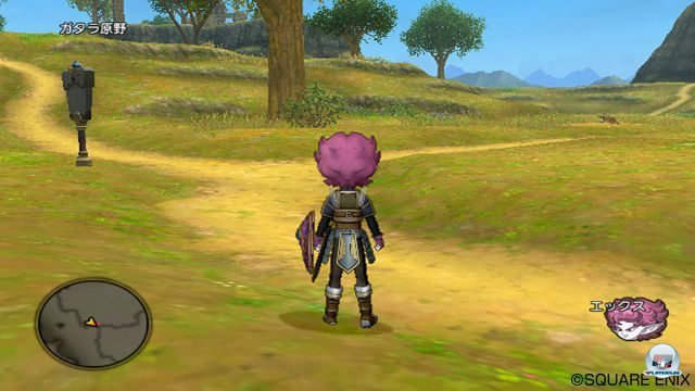 Screenshot - Dragon Quest X Online (Wii) 2280367