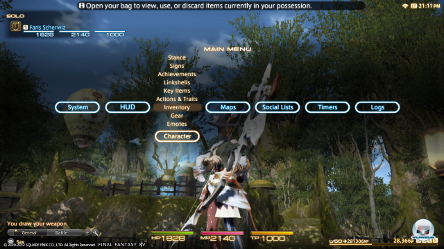Screenshot - Final Fantasy XIV Online (PlayStation3) 92411737