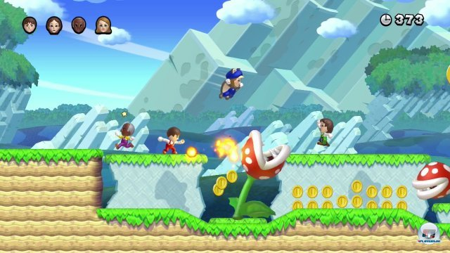 Screenshot - New Super Mario Bros. U (Wii_U) 92401152