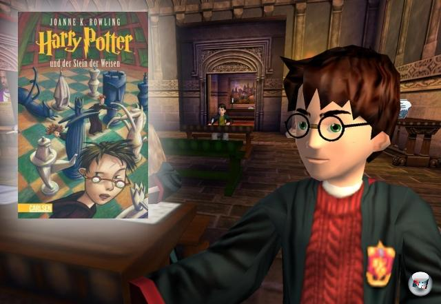 <br><br><b>Harry Potter</b> (Joanne (Kathleen) Rowling, 1997)<br><br>Die Harry Potter-Saga von J. K. Rowling d�rfte wohl das Werk sein, das den schnellsten Spurt von �Wasndas?� bis �Kennt ausnahmslos jeder auf dieser Welt� geschafft hat - zum Zauberlehrling-Ph�nomen muss wohl kaum noch etwas gesagt werden. Klar, dass derart erfolgreiche B�cher und Filme stante pede Spiele nach sich ziehen. Die sich �ber die Jahre erstaunlicherweise qualitativ kaum Schnitzer geleistet haben. 2056823