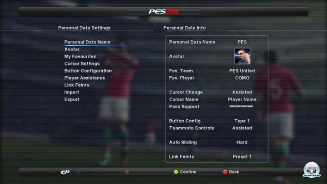 Screenshot - Pro Evolution Soccer 2012 (360) 2263967
