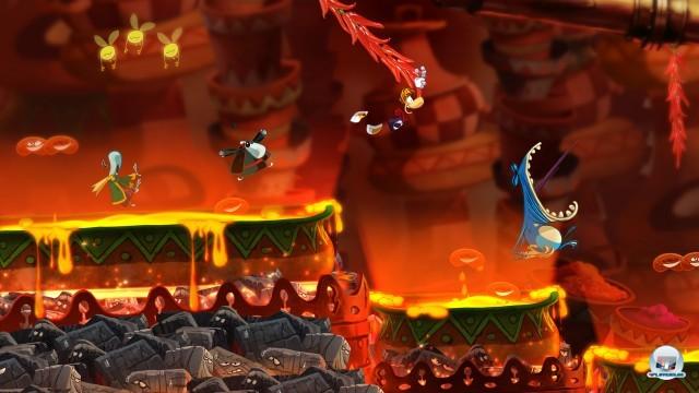 Screenshot - Rayman Origins (PlayStation3) 2248272