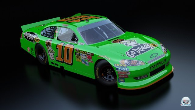 Screenshot - NASCAR The Game: Inside Line (360) 2393302