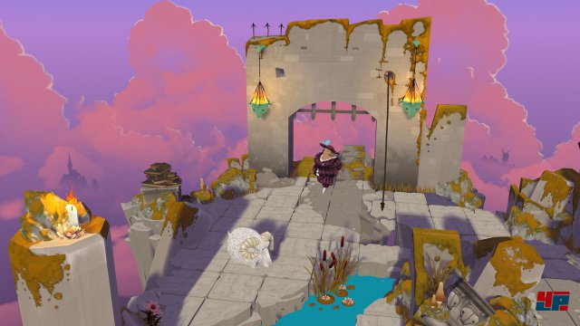 Screenshot - Felix the Reaper (Mac)