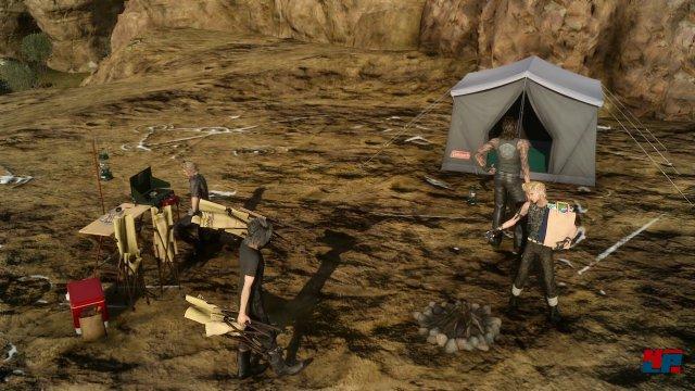 Screenshot - Final Fantasy 15 (PS4) 92531210