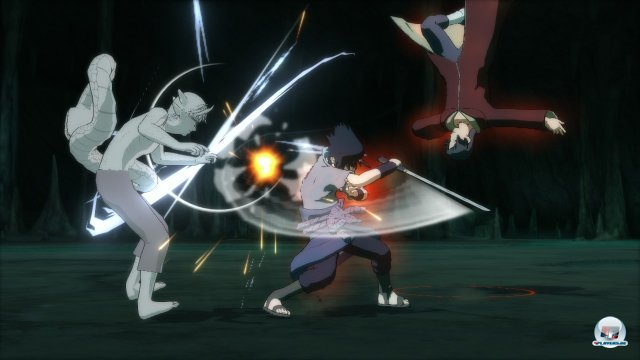 Screenshot - Naruto Shippuden: Ultimate Ninja Storm 3 (360)