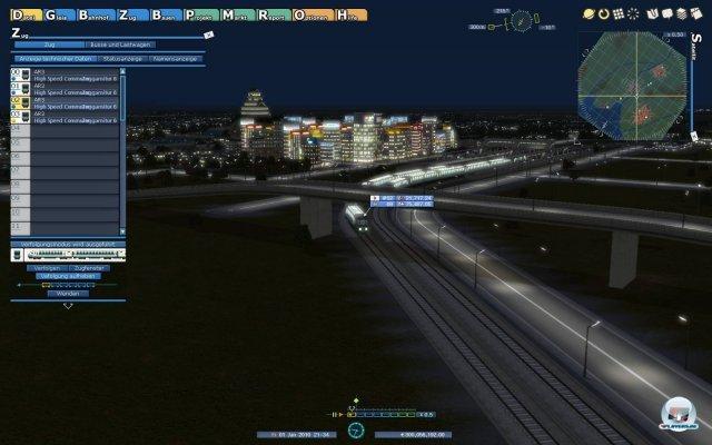 Screenshot - Der Bahngigant - A Train 9 (PC)