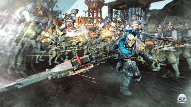 Screenshot - Dynasty Warriors 8 (PlayStation3) 92433492