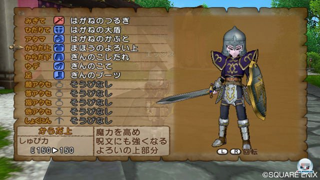 Screenshot - Dragon Quest X Online (Wii) 2289927