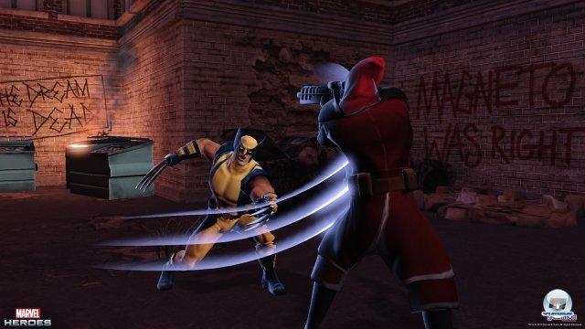 Screenshot - Marvel Heroes (PC) 2390072