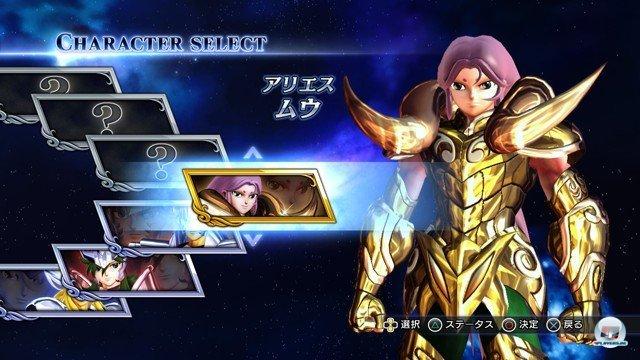 Screenshot - Saint Seiya: Sanctuary Battle (PlayStation3) 2274177