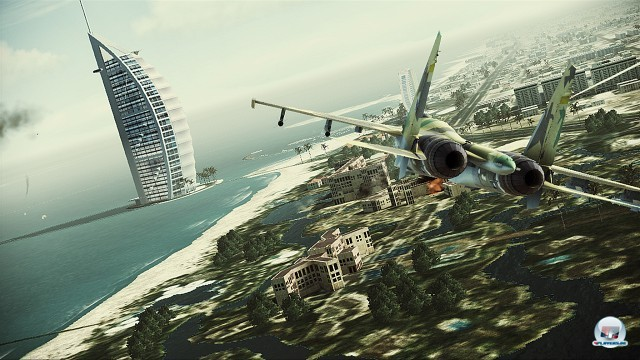 Screenshot - Ace Combat: Assault Horizon (360) 2223742