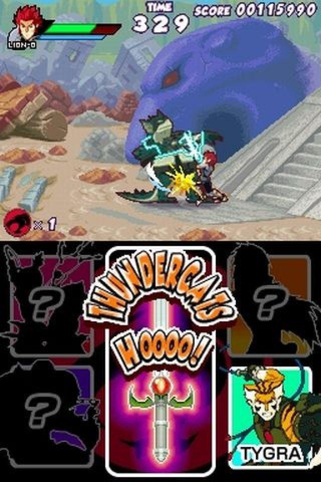 Screenshot - Thundercats (NDS) 2362337