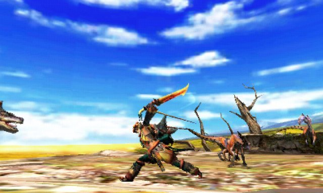 Screenshot - Monster Hunter 4 (3DS) 92399092