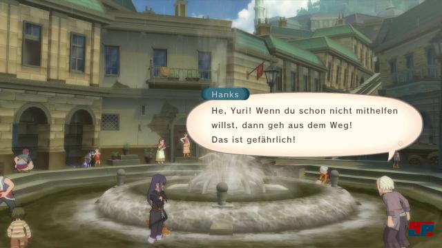 Screenshot - Tales of Vesperia (Switch)