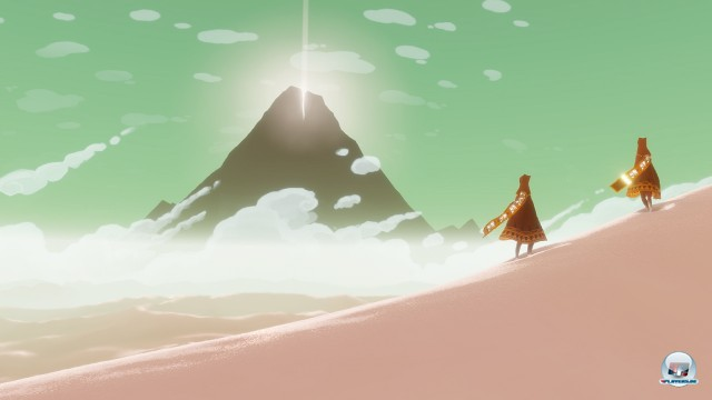Screenshot - Journey (PlayStation3) 2227548