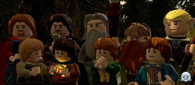 Screenshot - Lego Der Herr der Ringe (360) 92422812