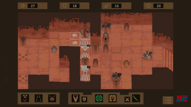 Screenshot - Hieroglyphika (PC)