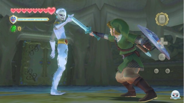 Screenshot - The Legend of Zelda: Skyward Sword (Wii) 2229559