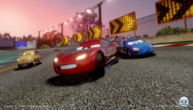 Screenshot - Cars 2: Das Videospiel (360) 2230967