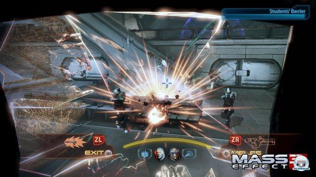 Auch auf Wii U geht es meist explosiv zur Sache.
