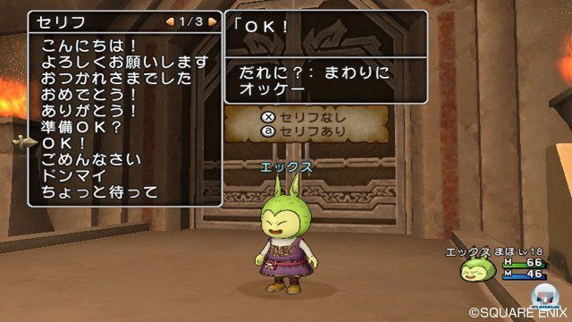 Screenshot - Dragon Quest X Online (Wii) 2295727