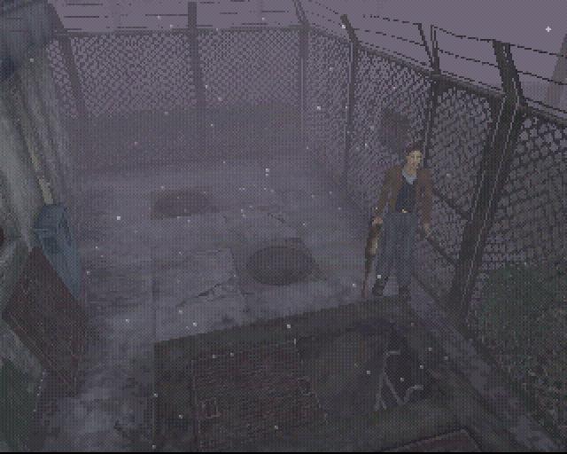 Screenshot - Silent Hill (PS) 92581669