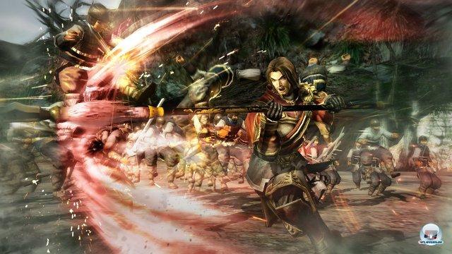 Screenshot - Dynasty Warriors 8 (PlayStation3) 92434187