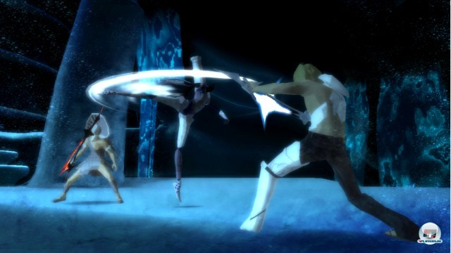 Screenshot - El Shaddai: Ascension of the Metatron (PlayStation3) 2248562