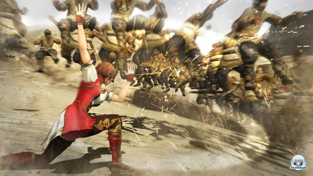 Screenshot - Dynasty Warriors 8 (PlayStation3) 92434097