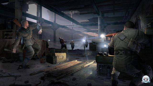 Screenshot - Sniper Elite V2 (PC)
