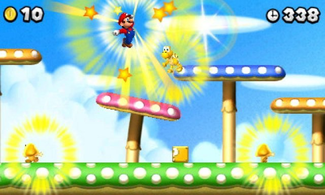 Screenshot - New Super Mario Bros. 2 (3DS) 2370582