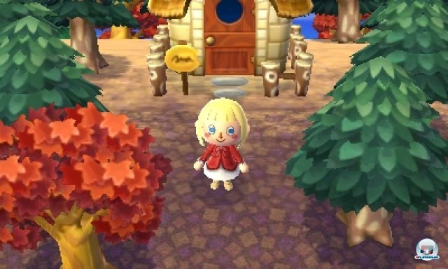 Screenshot - Animal Crossing 3DS (3DS) 2266037